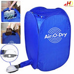 AIR O DRY- Portable Clothes Dryer