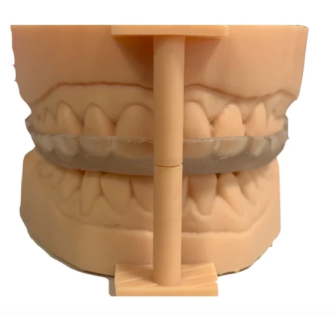 Occlusal Guard with Models