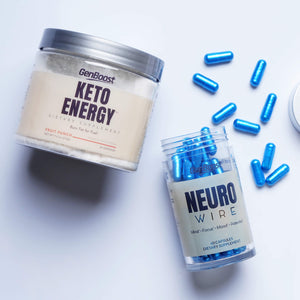 Keto Energy + Neuro Wire Bundle