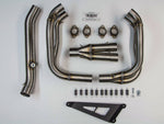 2009-18 Kawasaki ZX6/636 Hindle Slipon Exhaust System