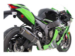 2016-2019  Kawasaki ZX10 Hindle Slipon Exhaust System