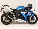 2009-2011 Suzuki GSXR1000 Hindle Slipon Exhaust System