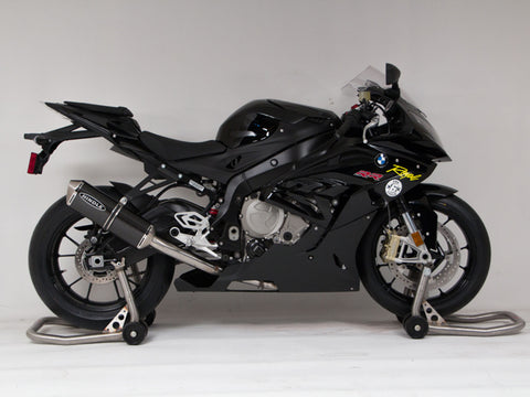 2015-16 BMWS1000RR Hindle Slipon Exhaust System