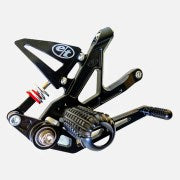 Evol Technology Ducati V4R/S Rearsets (All Years)