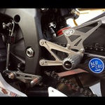 Evol Technology Yamaha R6 rearsets (2008-current)