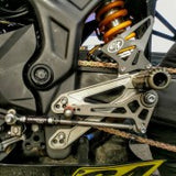 Evol Technology  Yamaha R3 Rearsets (All years)