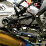 Evol Technology BMW S1000rr Rearsets (2012-2019)