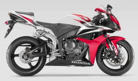 2008-12 Honda CBR600RR Hindle Evolution Full-System