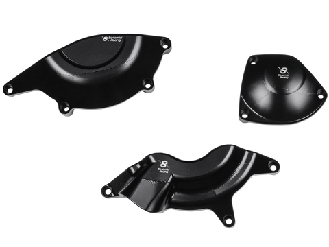 Bonamici Triumph Street Triple 765 Case Savers (2017+) (3-Piece)