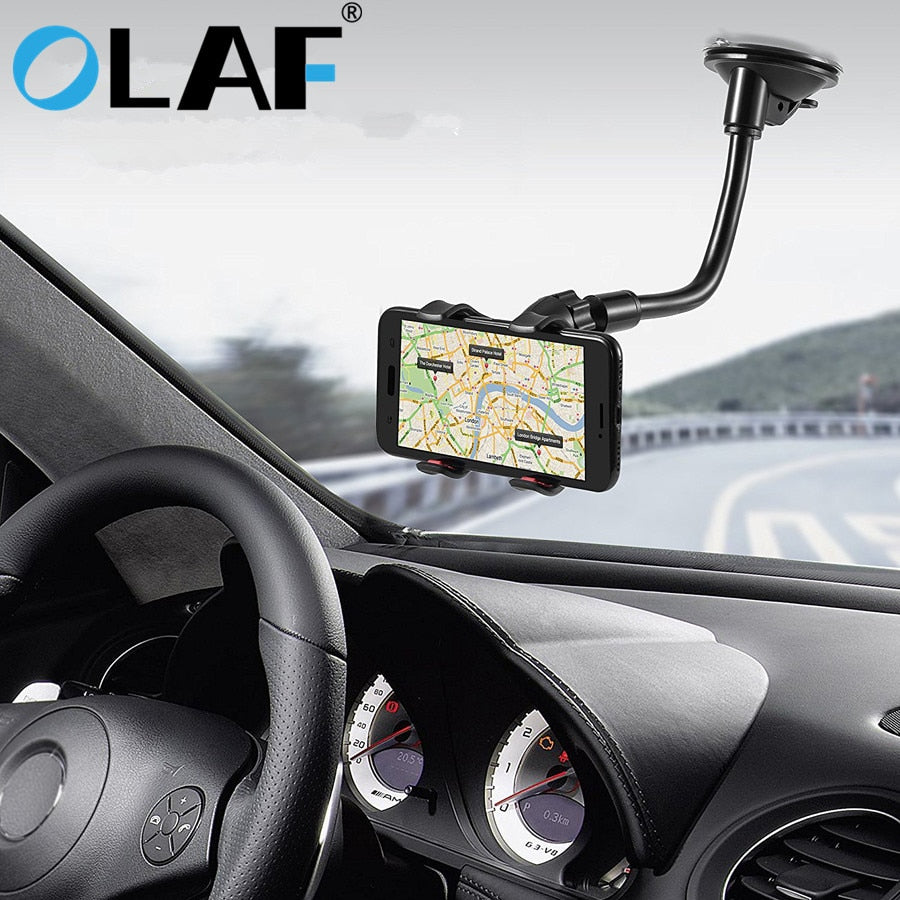 Phone Holder For phone Car Flexible 360 Degree Rotation