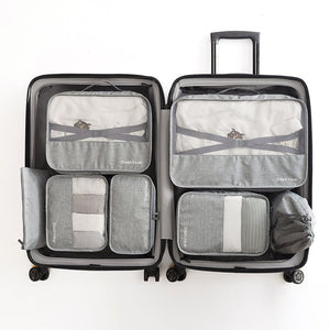 Packing Cube Luggage Organizer Bag