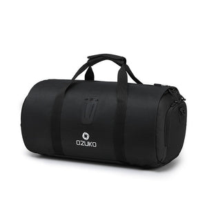 Black Multifunction Large Capacity Travel Bag