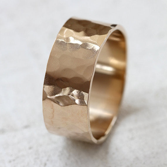 s square handmade gold wedding rebecca products rings men cordingley ring by mens solid band