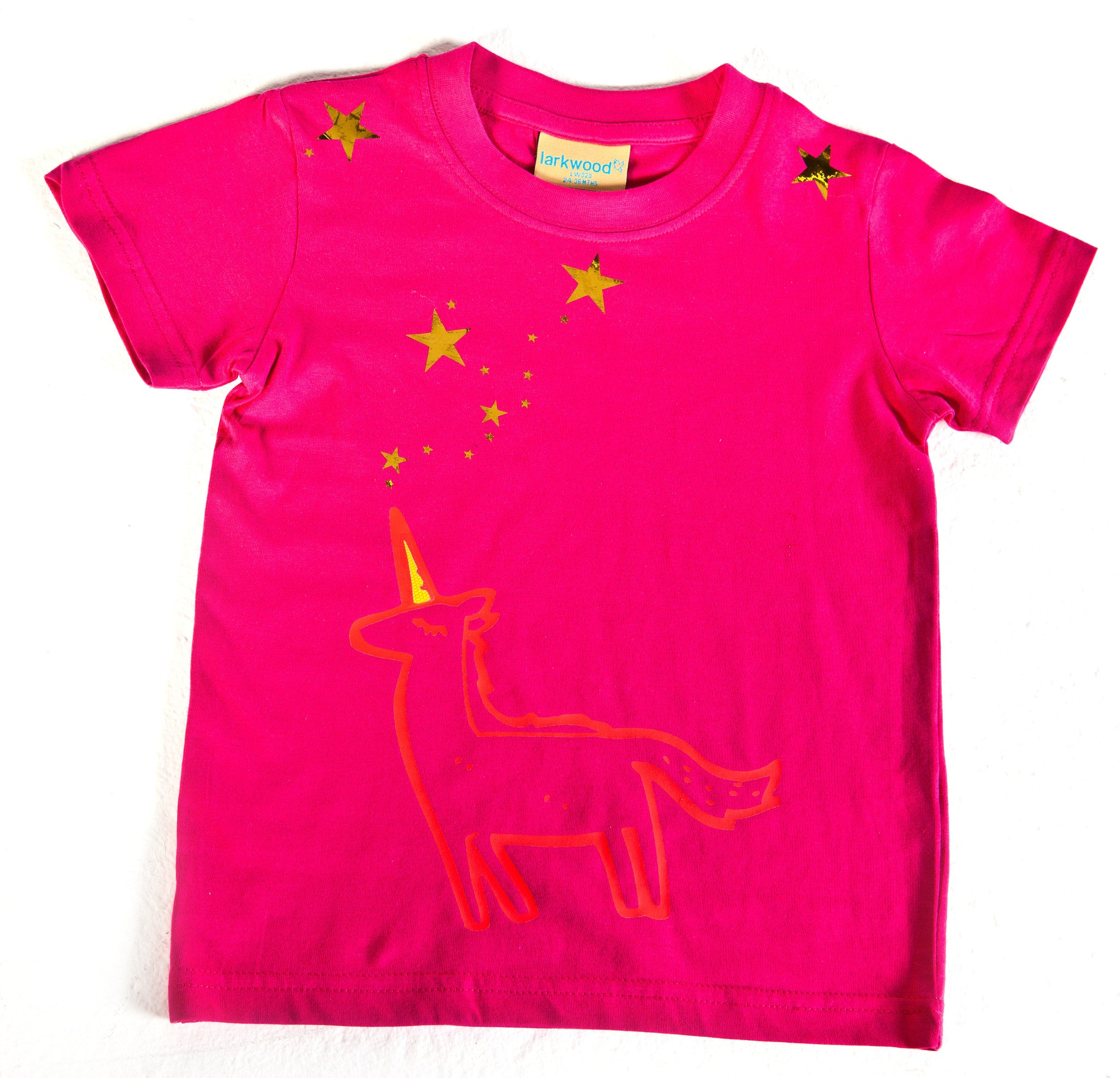 Unicorn And The Stars Tee