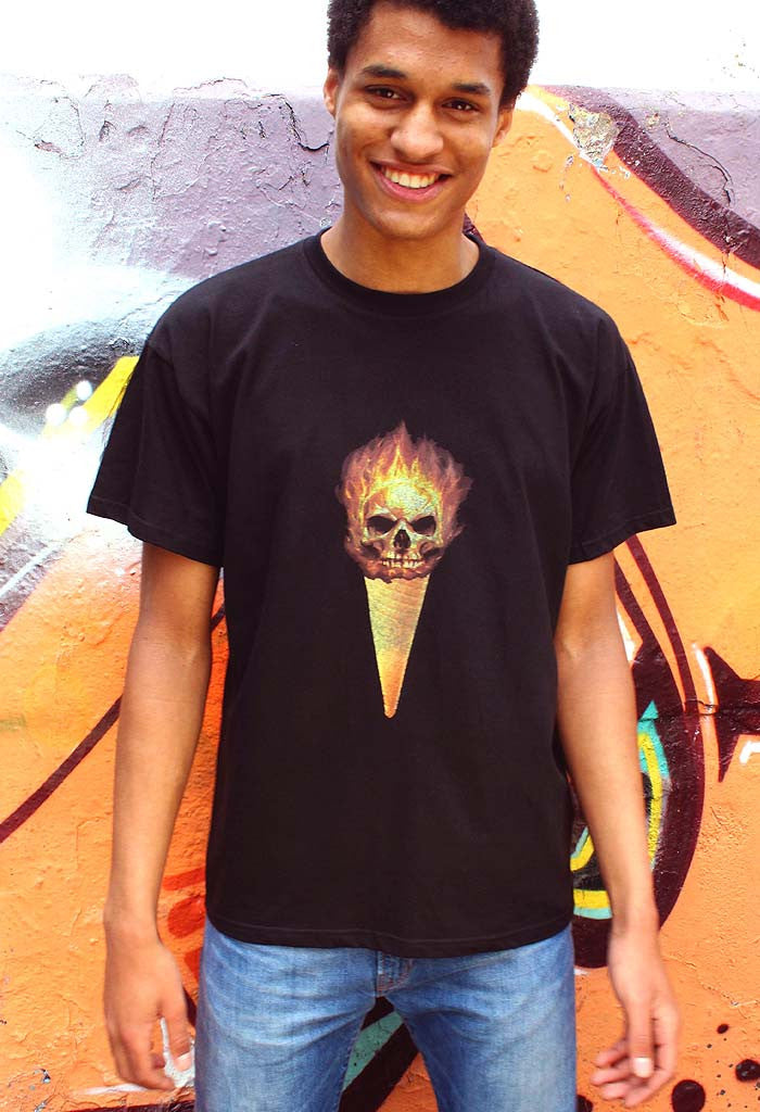 Fire And Ice T Shirt