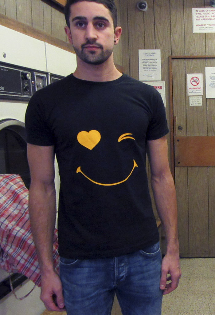 Wink if You Love Me Tee