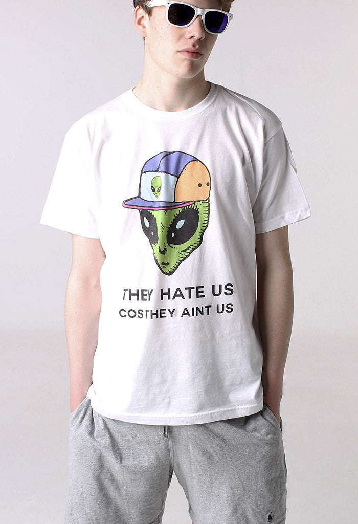 Cos They Aint Us T Shirt