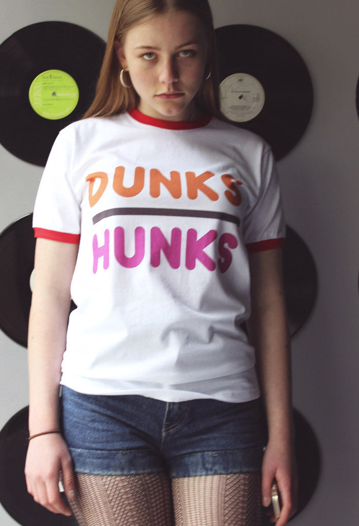 Dunks Over Hunks T Shirt