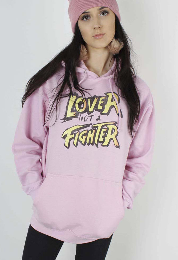 Lover Not A Fighter Hoody