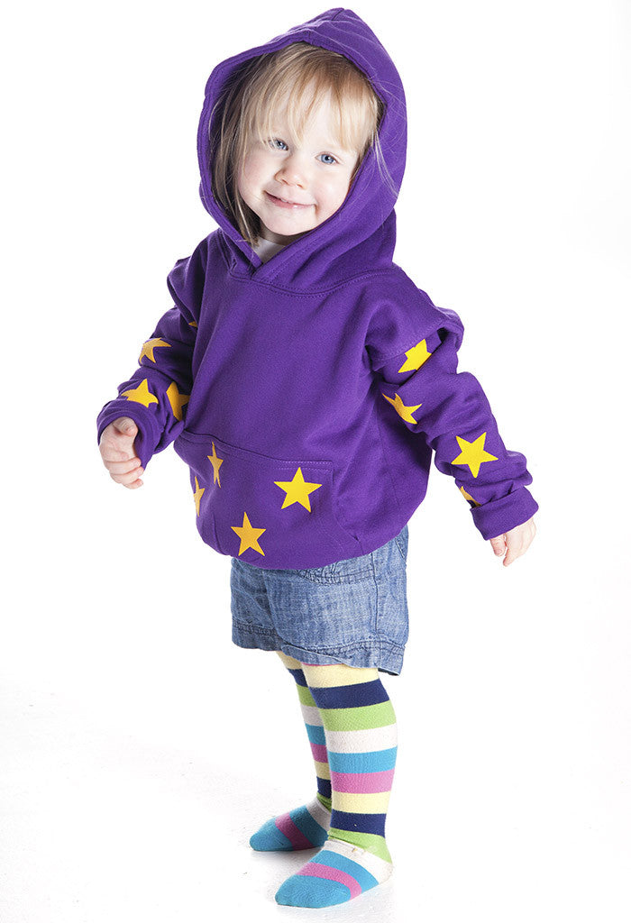 Star Power Purple Hoody