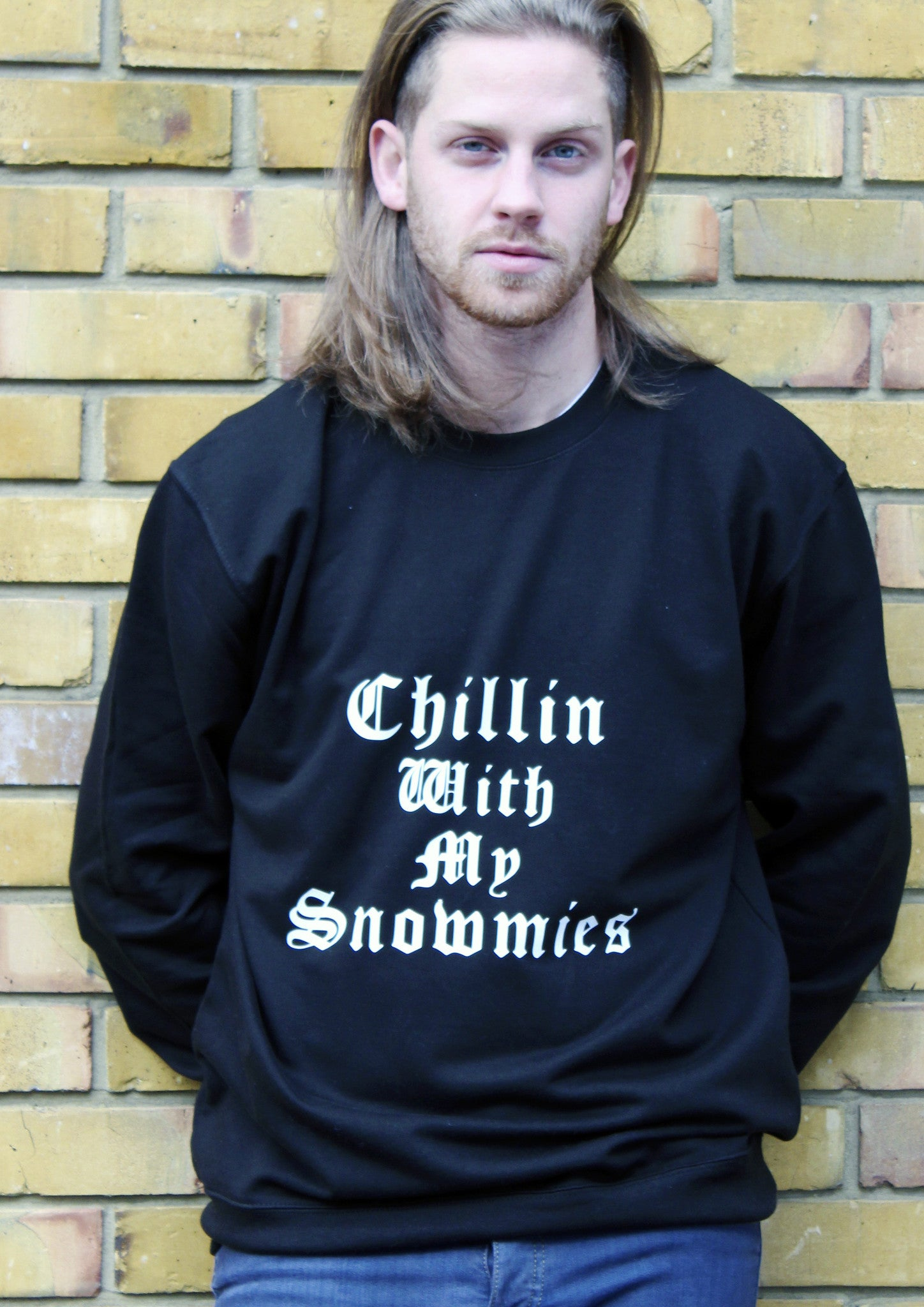 Chillin With My Snowmies Jumper