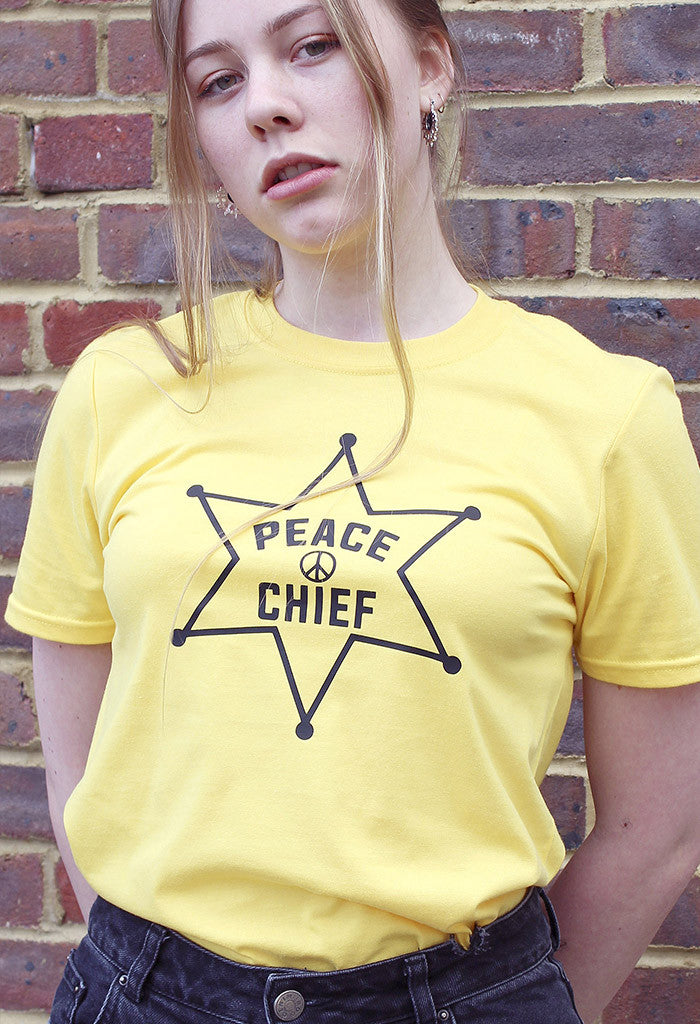 Peace Chief T Shirt