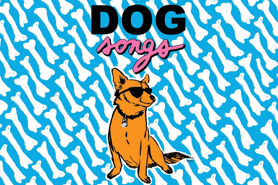 DOG SONGS, A HARVEY CHARITY