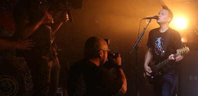 "Making of the Video ""Bored to Death"""