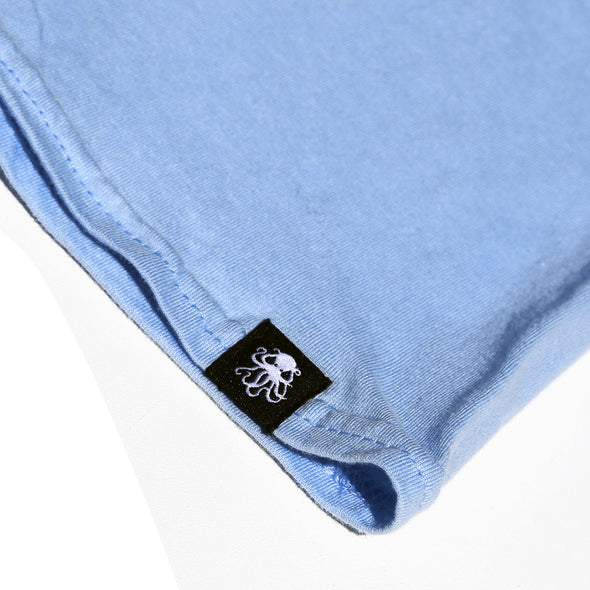 Octopus Tee Light Blue