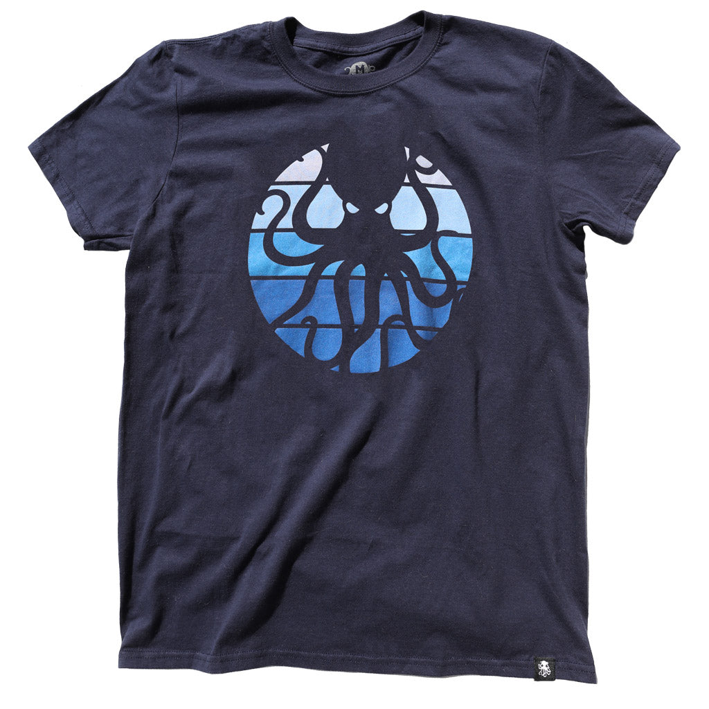 ECLIPSE Tee Navy