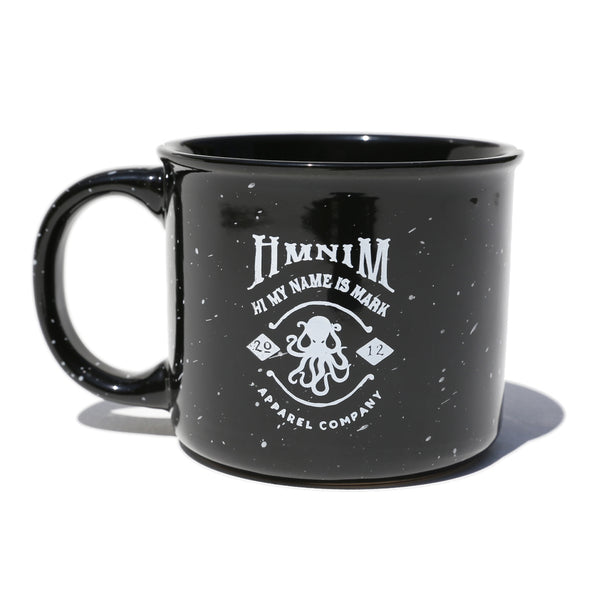 Apparel Ceramic Mug (BLACK)
