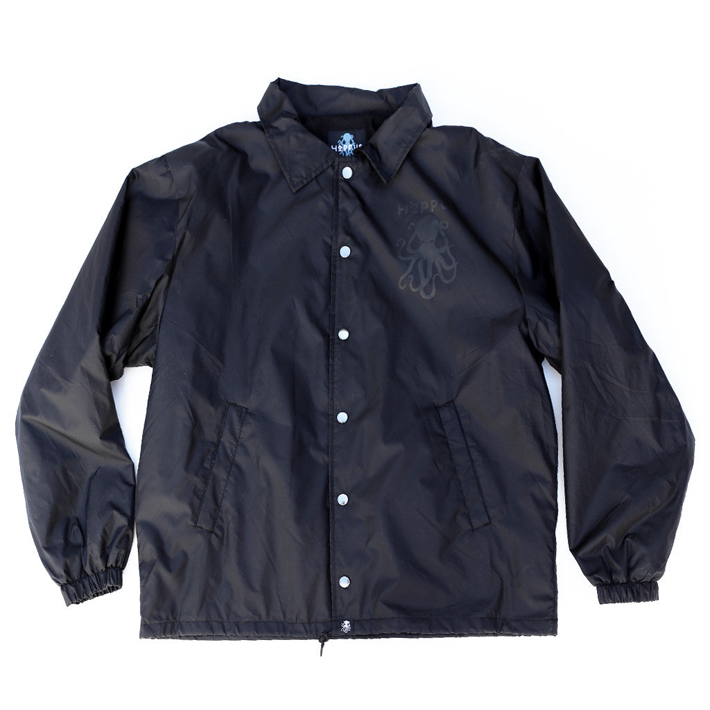 Black Out Coach Jacket