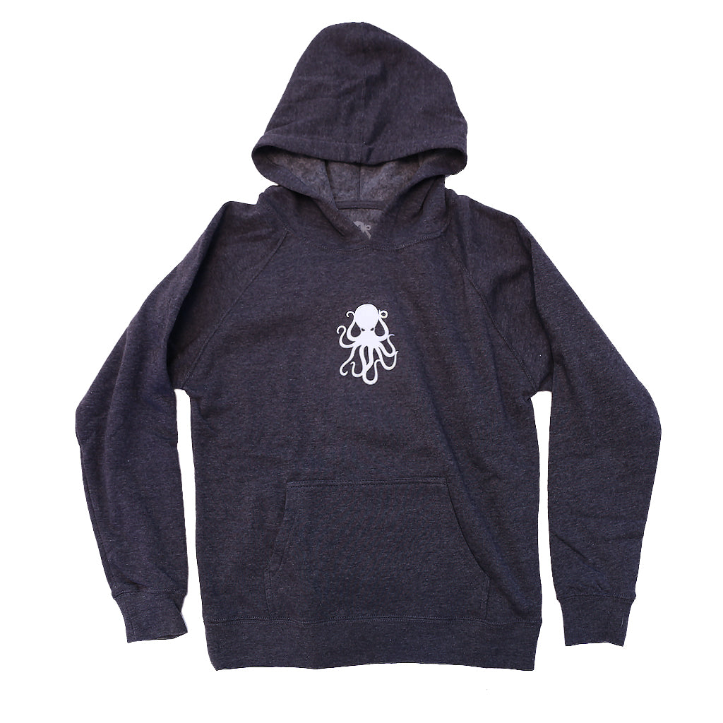 Kids Octopus Pullover Fleece NAVY