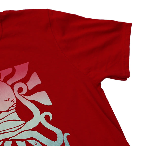 RELAX2 Tee Red (pink)