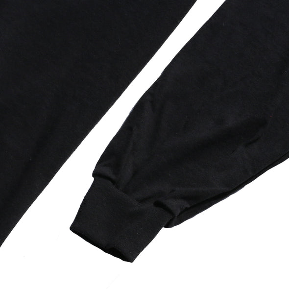 PALM2 Long Sleeve Tee Black (green)