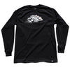 VAUX Long Sleeve Tee Black