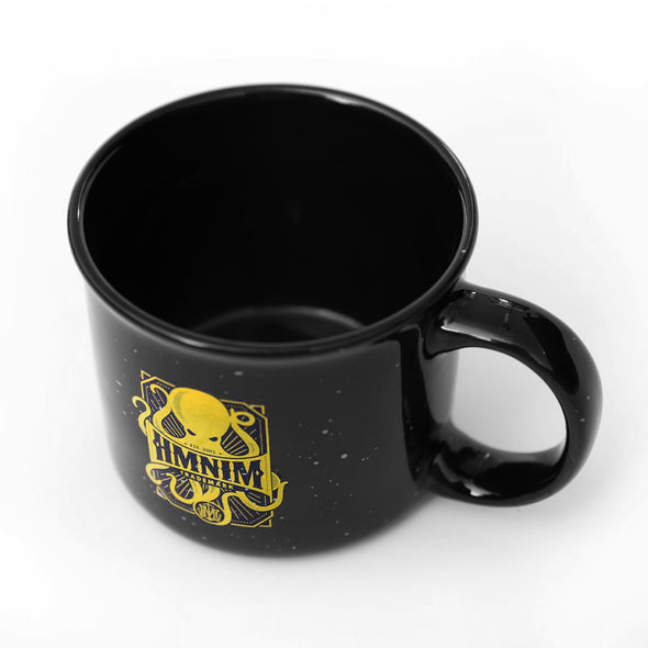 TRADEMARK Ceramic BLACK Mug