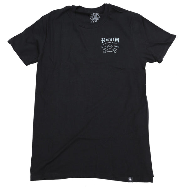 LABEL Tee Black