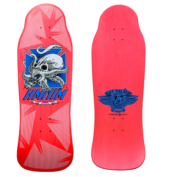 MID 80's Skateboard Deck (PINK)