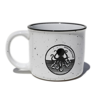 Horizon Ceramic Mug (WHITE)