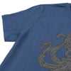 ROPES Tee Indigo Blue