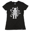 ROBOT Women's Tee BLACK