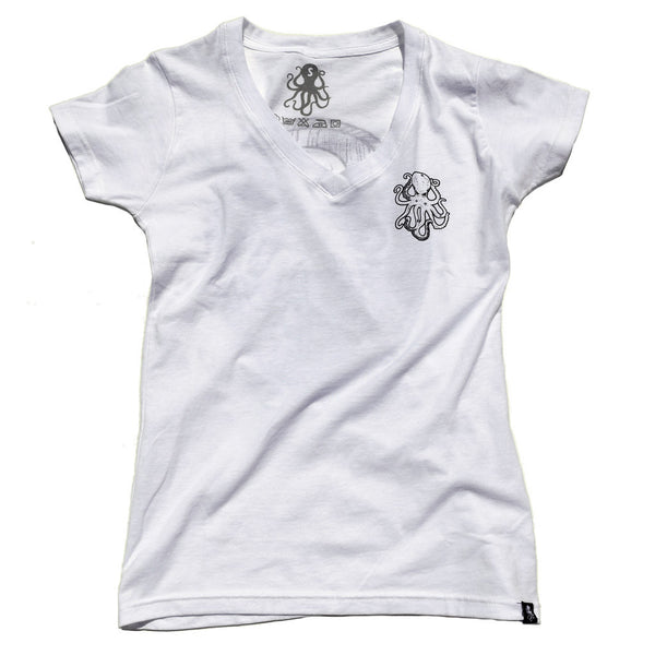 ROPE Women's Tee WHITE