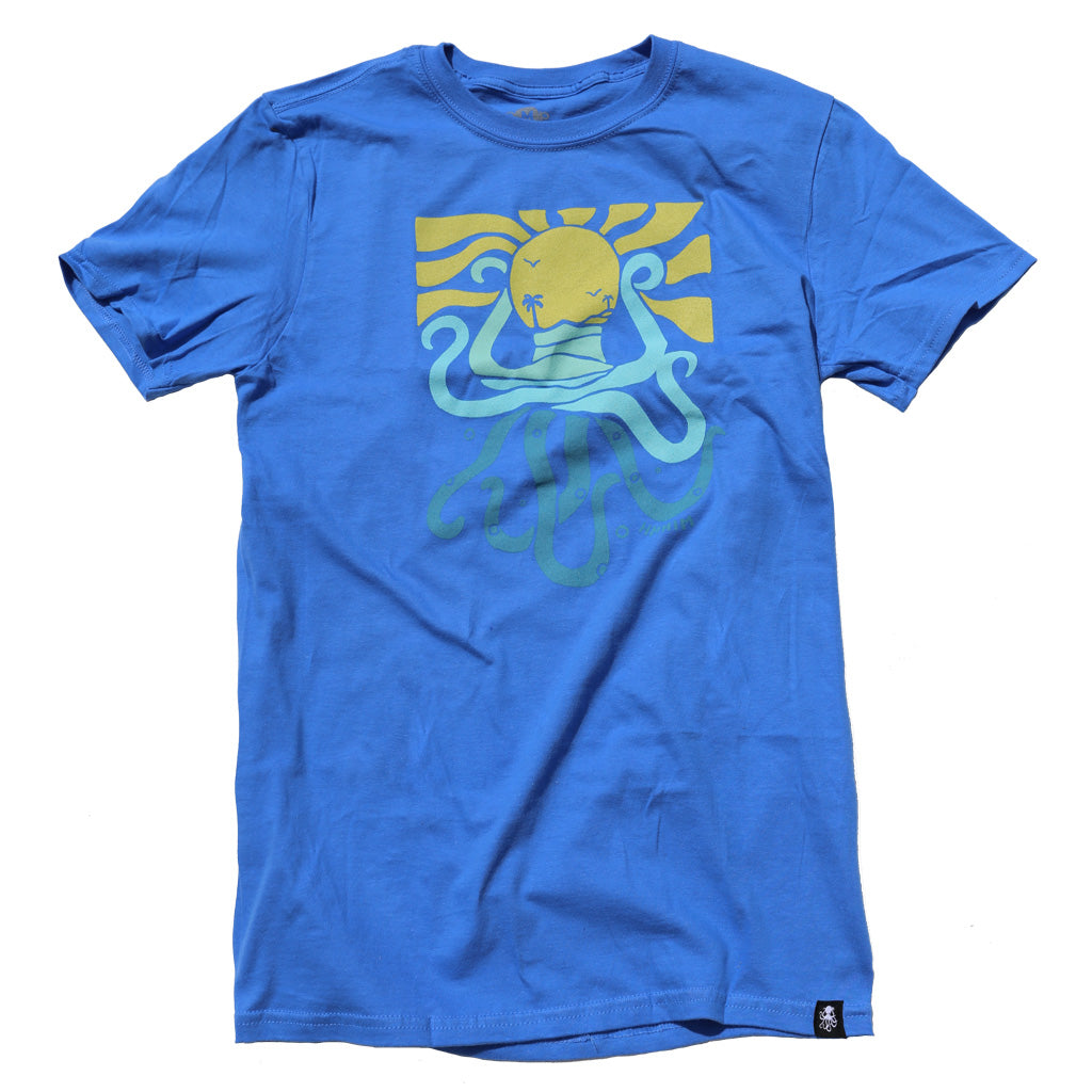 RELAX Tee Blue