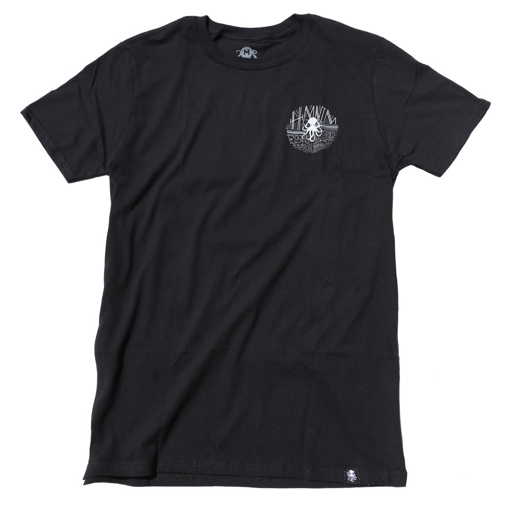 CIRCLEST Tee Black