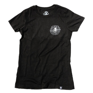 CIRCLEST Women's Tee BLACK
