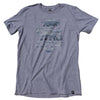 SEDIMENT Tee Gray
