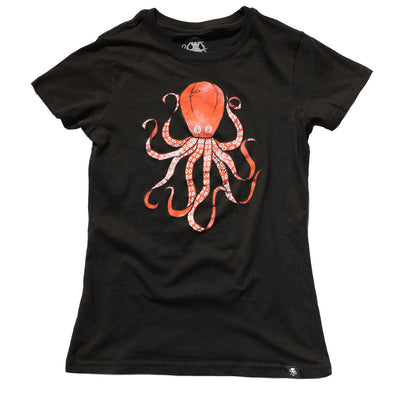 BALLOON Women's Tee BLACK
