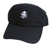 Octopus Black w/White - Dad Hat