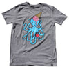 ICE CREAM Tee Graphite Heather
